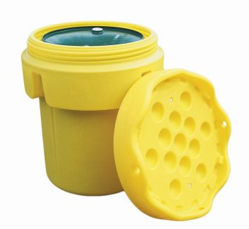 Drum Container & Spill Containment 340 Litre Capacity
