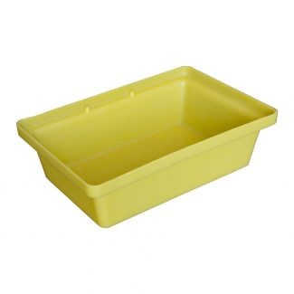 Spill Tray with grid, general purpose, 22ltr bund