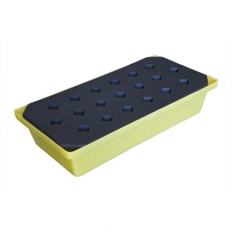 Spill Tray with grid, general purpose, 31ltr bund
