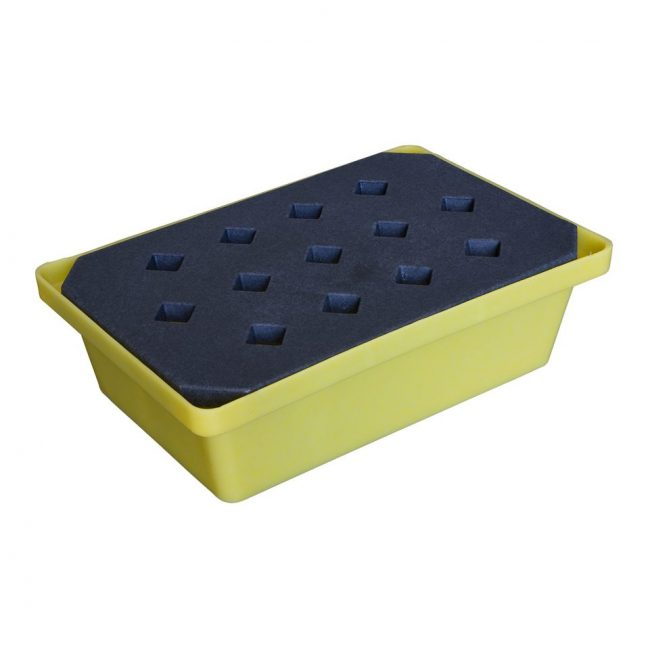 Spill Tray with Grid 22 Litre Bund ST20