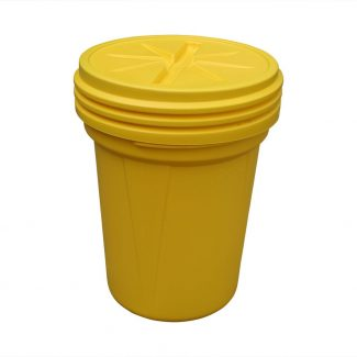 UN Approved Drum Container - Overpack 30Gal Capacity