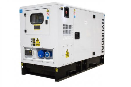 11kW/13.75kVA 230v Water-Cooled Generator