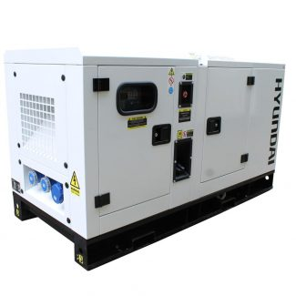 17.6kW/22kVA, 230v, Water-Cooled Generator
