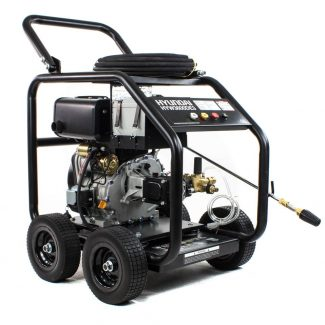 460cc Diesel E-start Pressure Washer - 248bar & 3600psi