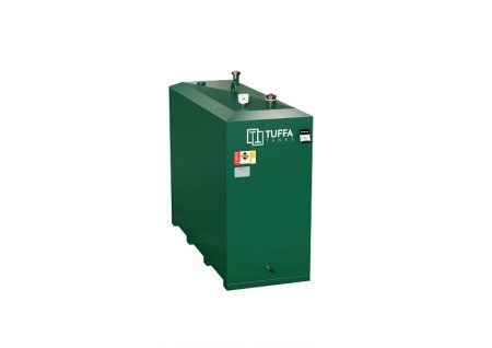1100L Steel Bunded Oil Tank - 1100SB