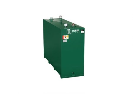 1100L Steel Fire Protected Oil Tank - 1100SBFP