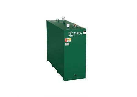 900L Steel Fire Protected Oil Tank - 900SBFP