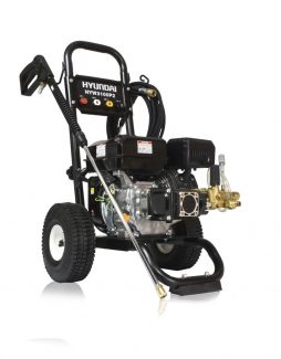 Powder Coated Pressure Washer with Puncture Proof Tyres