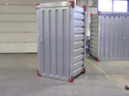 1x1.2m Container with Steel Floor & Door