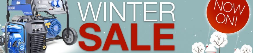 Winter Sale Generators