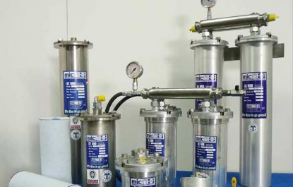 micfil fuel filtration systems