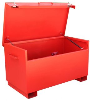 Steel Flammables Storage Box - Chemstore® CS8