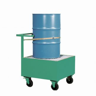 Steel Bunded Drum Trolley - ST1