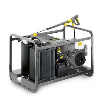 Diesel Boiler & Petrol Engine Hot Pressure Washer - Kärcher HDS 1000 Be