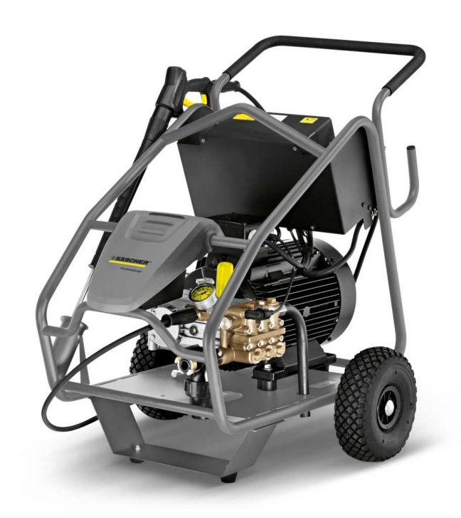Ultra High Pressure Washer Cold Water Cage Trolley Washer 1367154 std 1