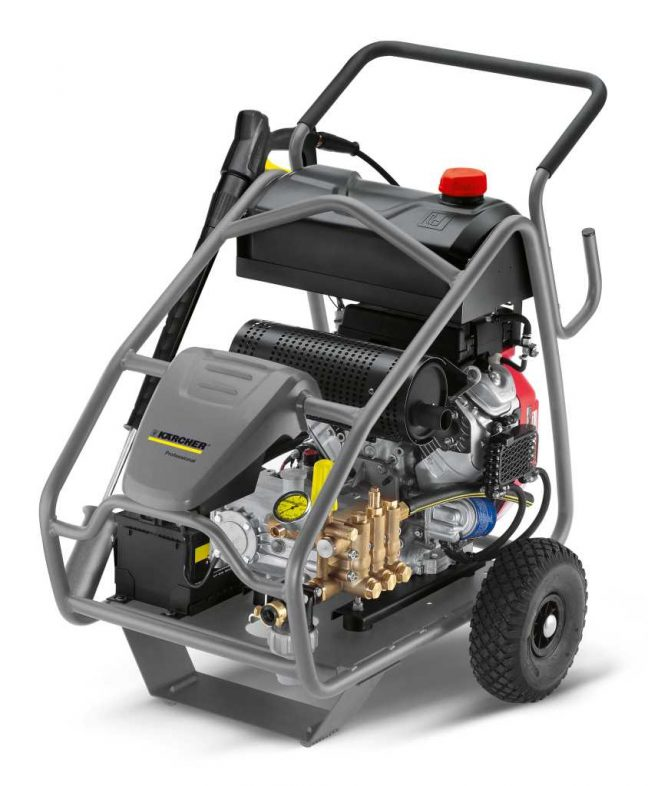 Ultra High Pressure Washer Trolley 1367506 std 1