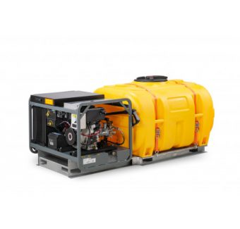 CEMO MCS 1000 HD 600L Cleaning & Weed Control System