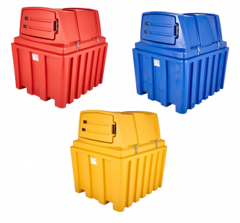 Lockable IBC Safe Store Bulk Container - Kingspan