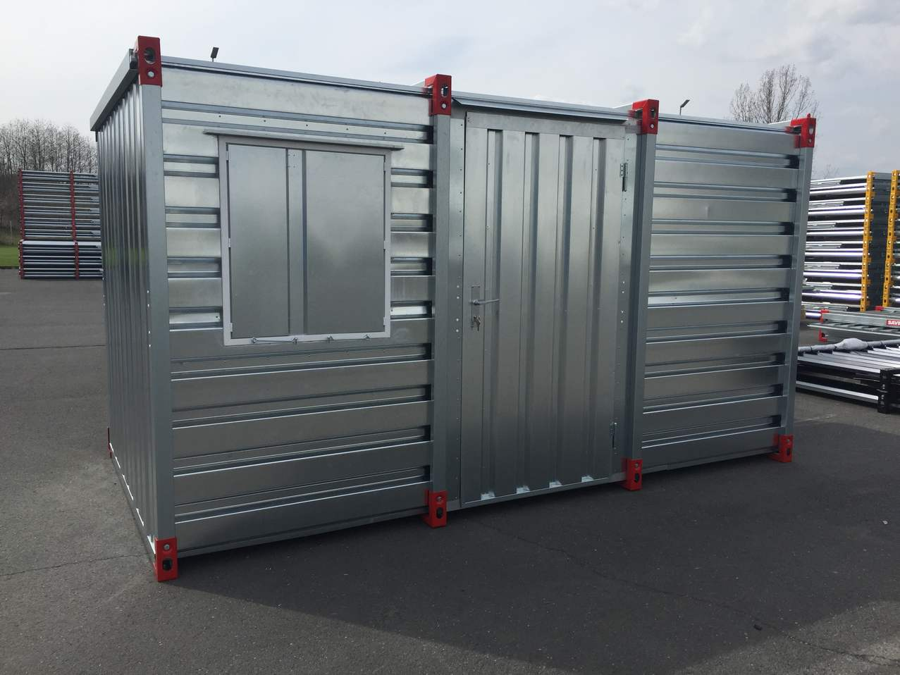 3m Container - Site Office & Security Cabin