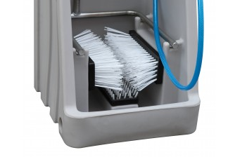 Boot Cleaner Replacement Brushes -  CEMO