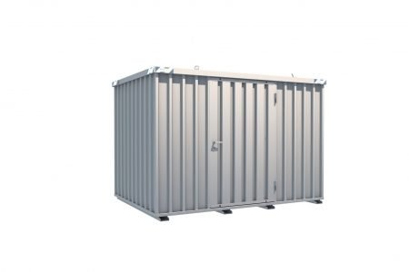 BOS Quick-Build Container 3x2m Single door on side