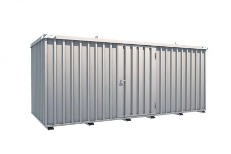 BOS Quick-Build Container 5x2m Single door on side