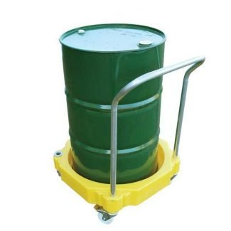 Drum Dolly for Moving 205 Litre Drums 30L Bund With Handle
